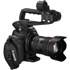 Canon EOS C100 review
