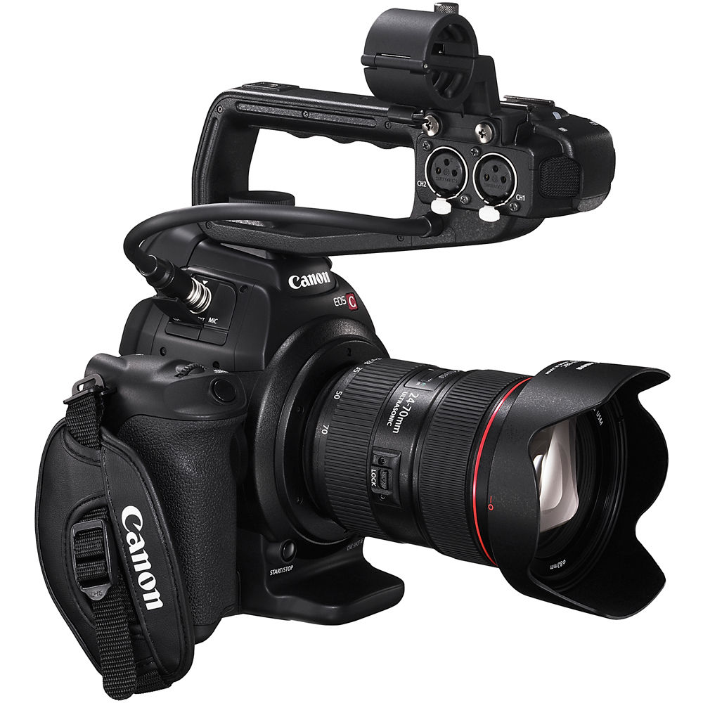 Canon EOS C100 review - an underestimated cinema camera | cinema5D