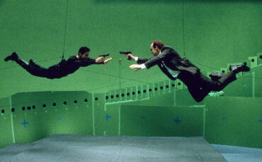 Recreating the 'Bullet Time' Effect from The Matrix with 1 GoPro