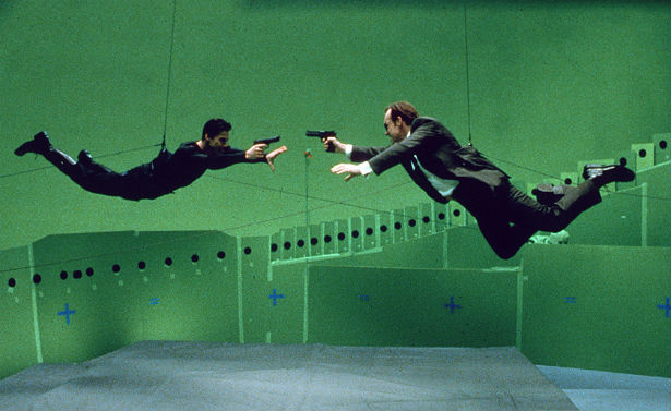 "From ""The Matrix"", courtesy of Warner Bros."