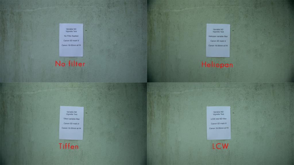 vignette half screen 1024x576 Variable ND test: Heliopan vs Tiffen vs LCW mk II