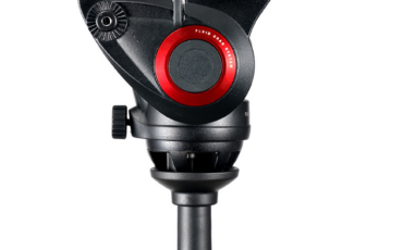 Manfrotto 500 video head replaces 701HDV