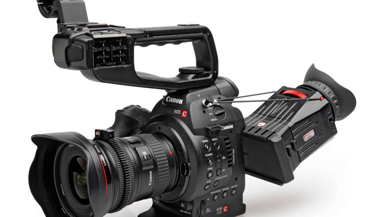 Zacuto Z-Finder for Canon C100