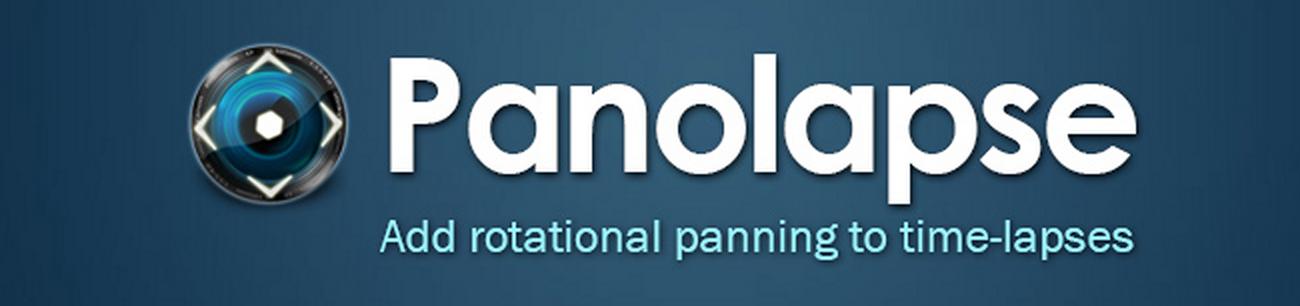 Panolapse - Adding motion to static timelapses
