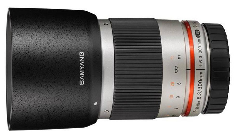 Samyang reflex 300mm