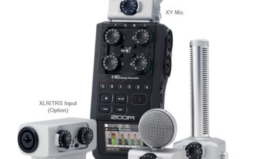 Zoom H6 now available