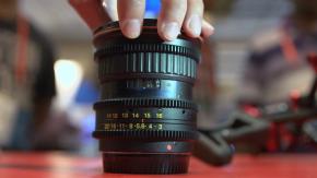 Tokina 11-16mm Cine Lens