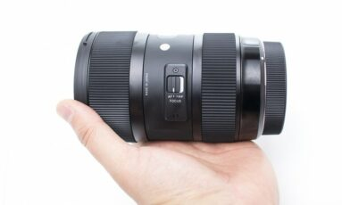 Surprisingly low price for super-fast f/1.8 Sigma 18-35mm zoom
