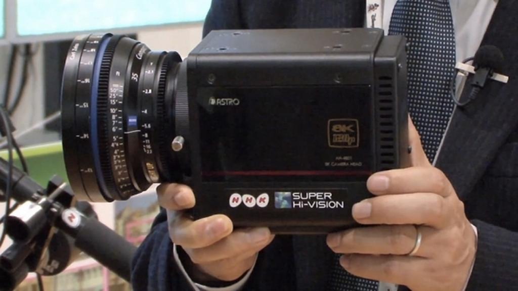Astro Design 8K Camera