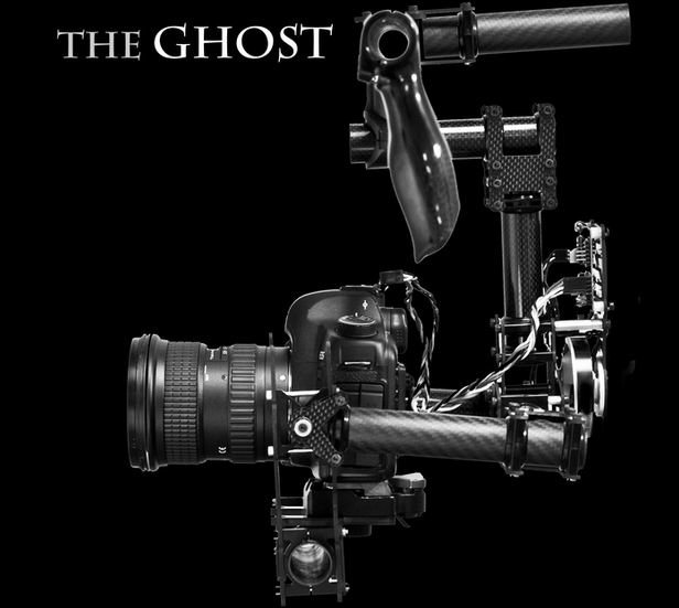 The Ghost Camera Stabilizer