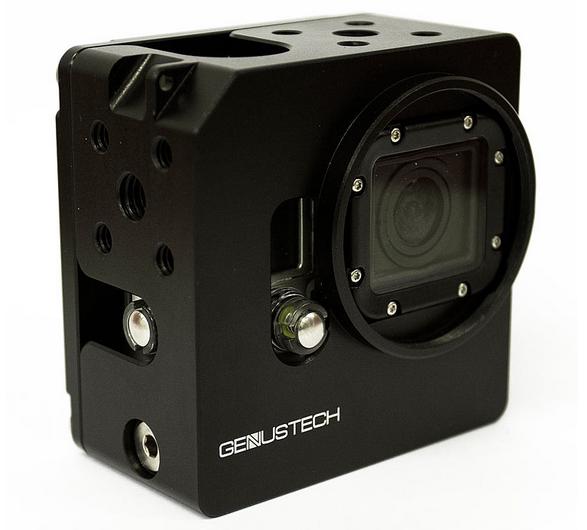Genus GoPro Cage Black