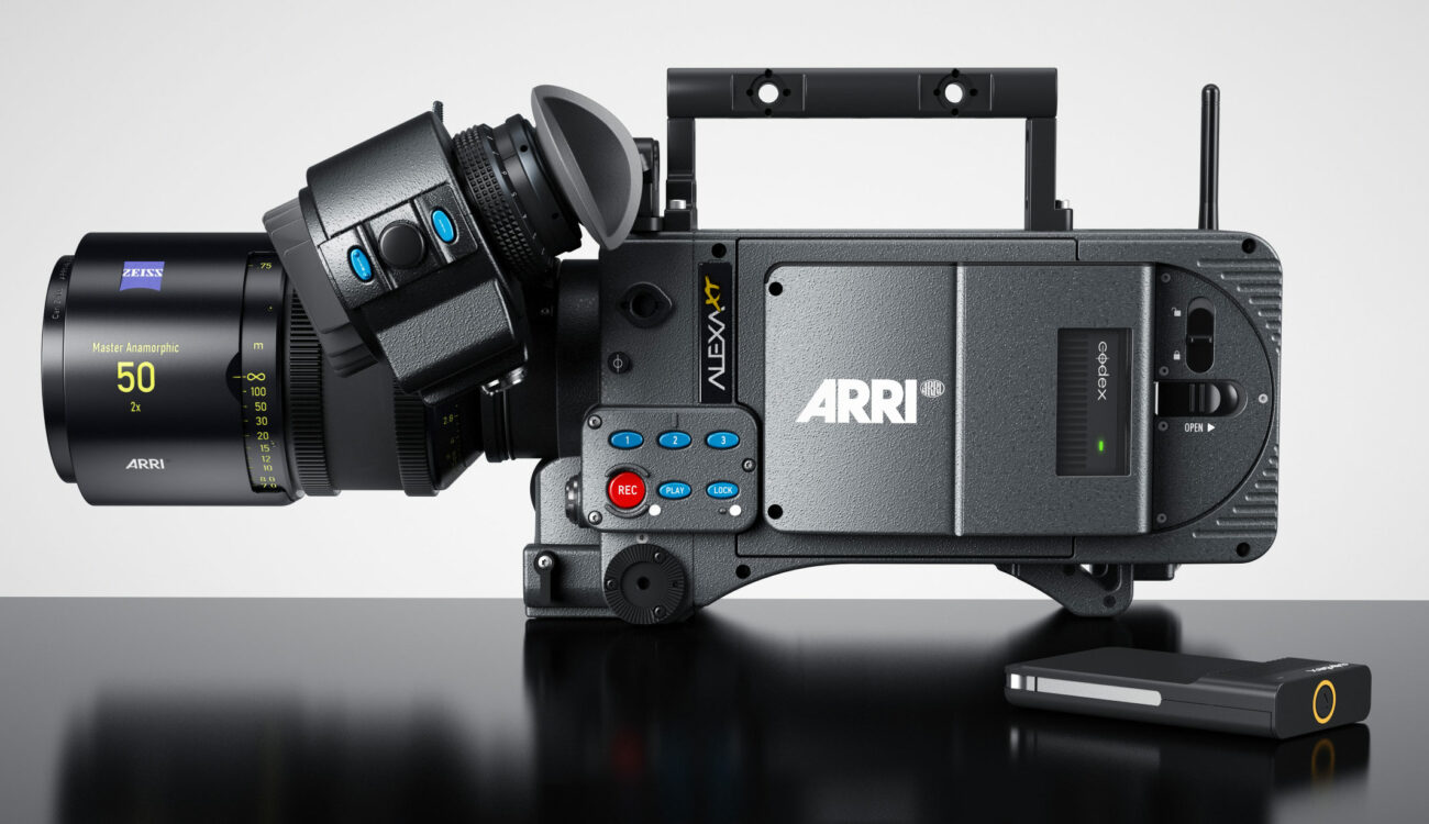Arri develops a 4K camera