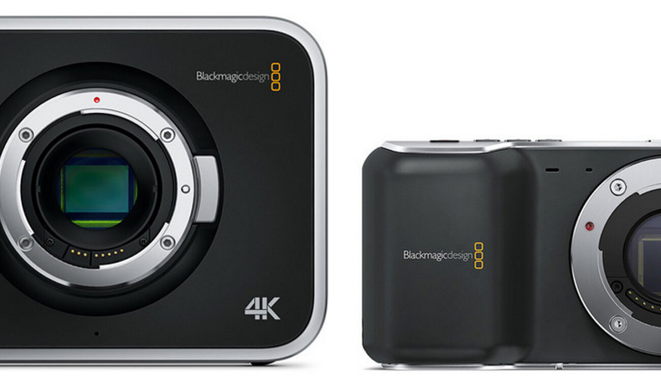 Blackmagic Cinema Cameras release update