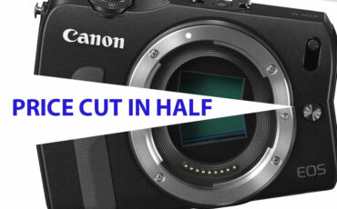 EOS-M price cut in half - a more attractive proposition now?