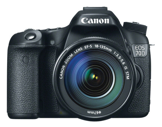 Canon EOS 70D now available & in stock
