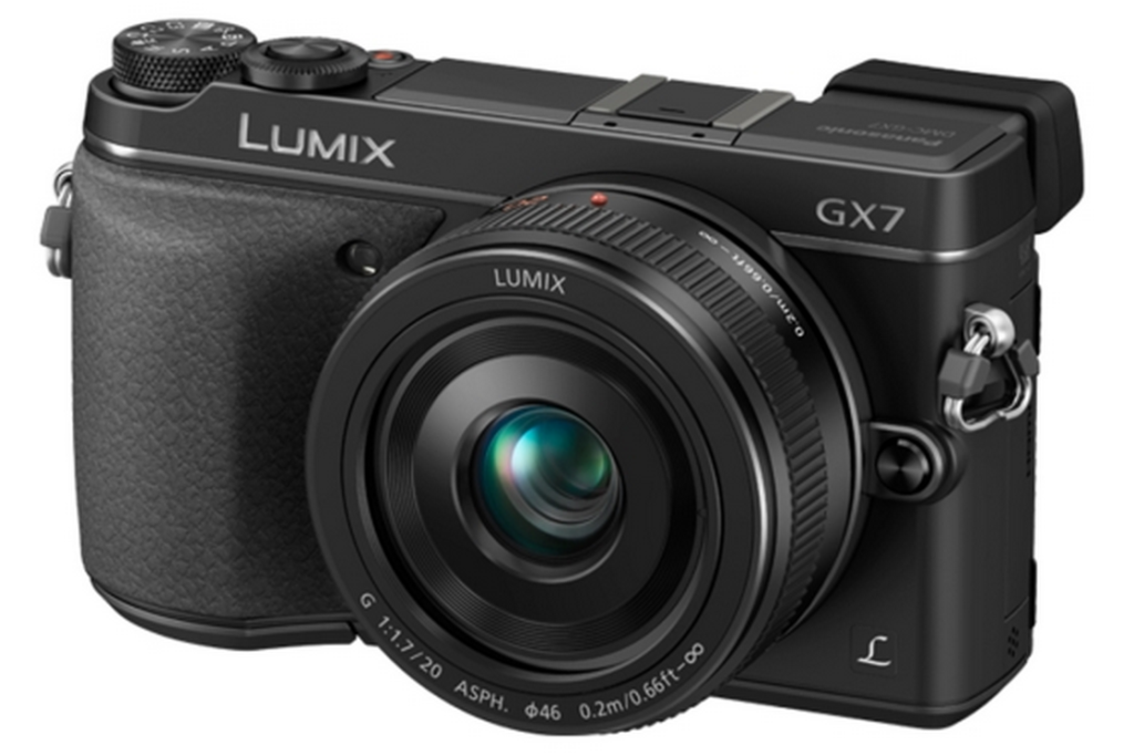 Panasonic GX7 black