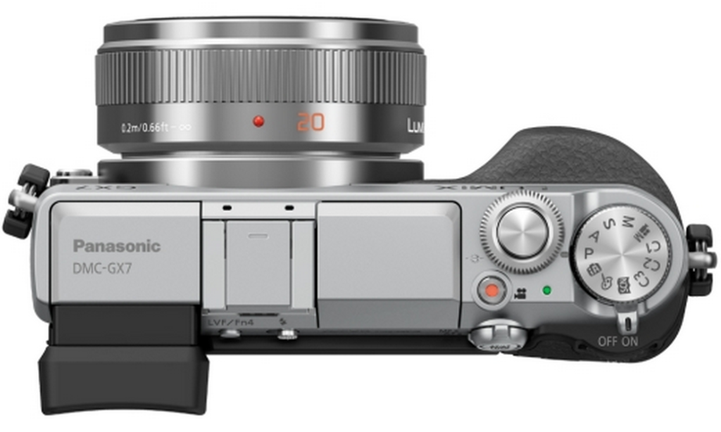 Panasonic GX7 Top§