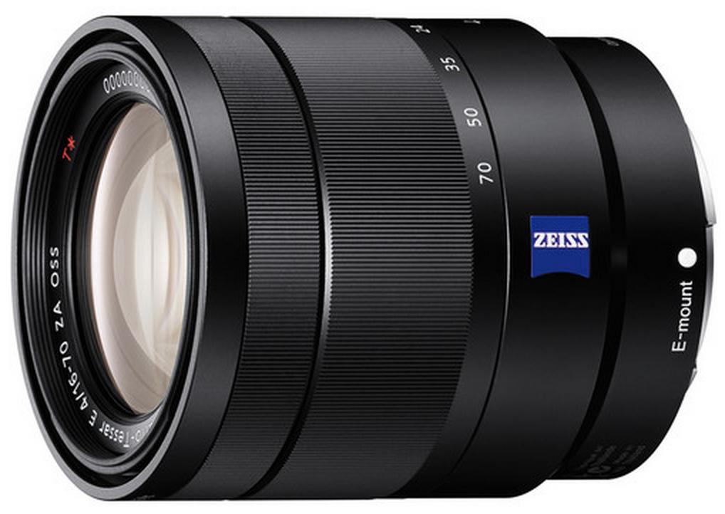Vario-Tessar T* E 16-70mm f/4 ZA OSS lens