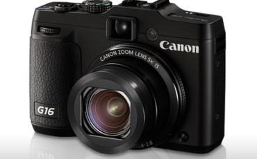 Canon Powershot G16 - Sign of good things to come?