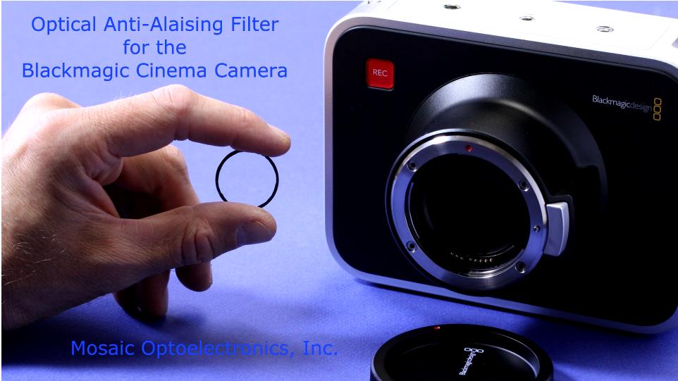 Blackmagic Anti-Aliasing Filter