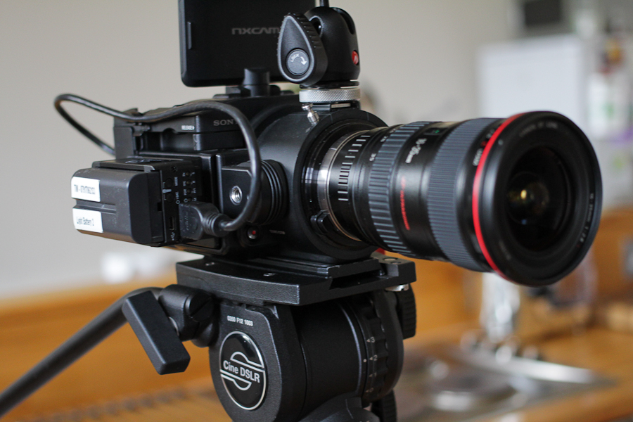 Atomos Connect H2S with FS100