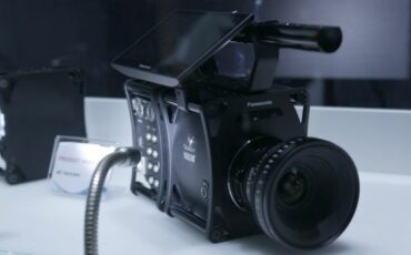 """IBC 2013 - Panasonic on their 4K Varicam, """"Is the demand for 4K there yet?"""""""