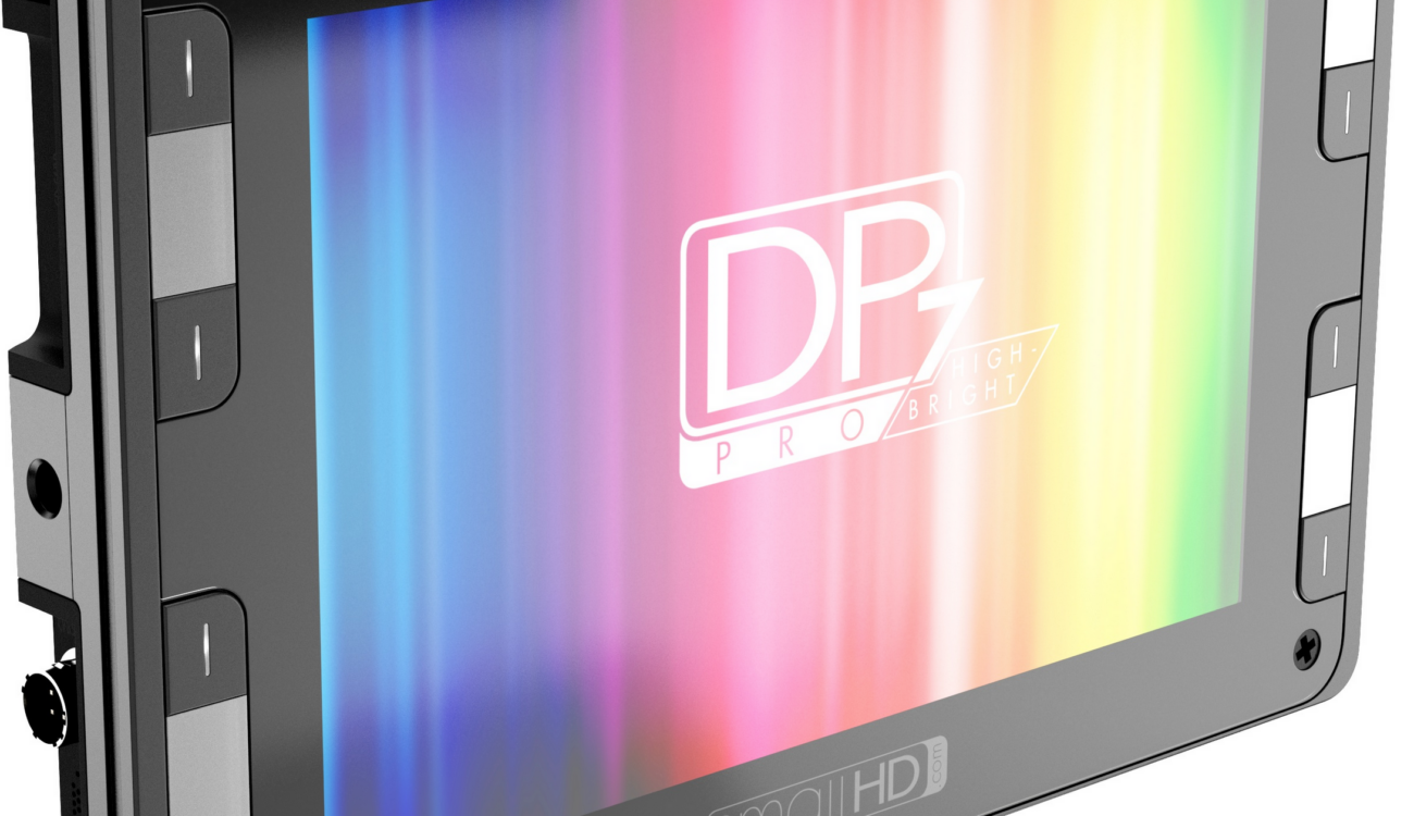 SmallHD DP7-PRO line gets color accurate