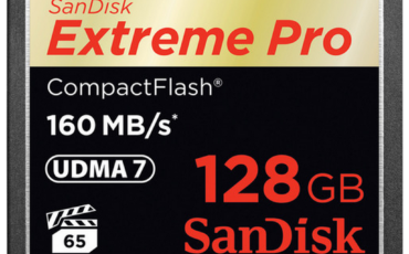 SanDisk Extreme Pro 160MB/s Compact Flash Cards