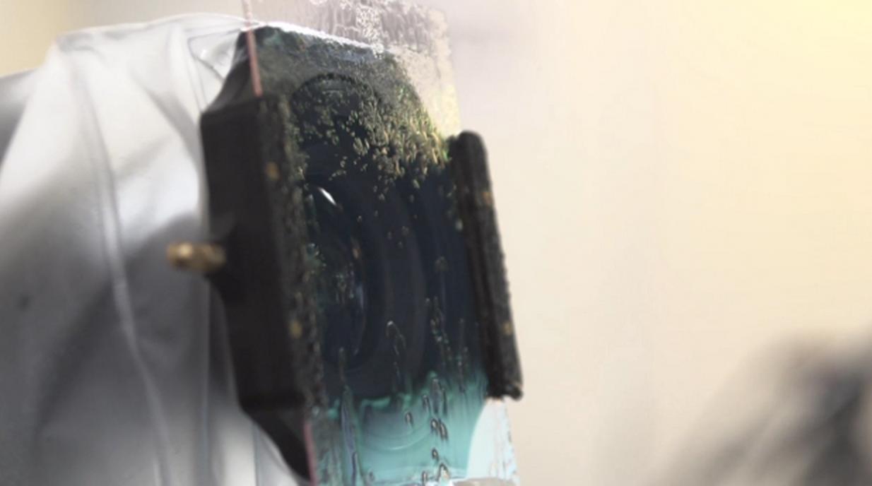 IBC 2013 - Tokina Rain Dispersion Filter