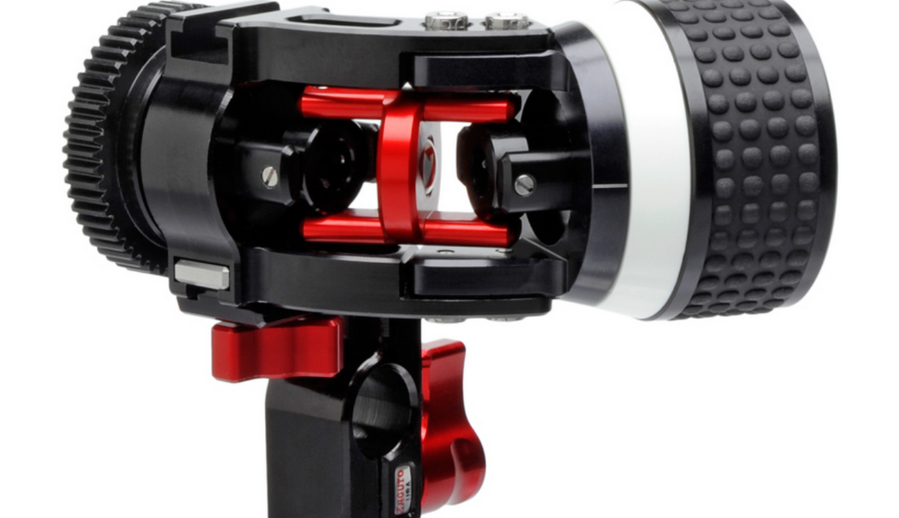 Zacuto redesign the follow focus. Introducing the Z-Drive