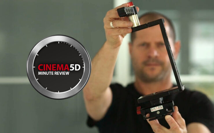 """""""Minute review""""- Shape Canon EOS 1DC cage Kirk Neff Edition"""