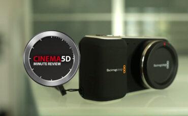 """Minute review"" Blackmagic Pocket Cinema Camera"