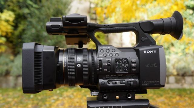 Sony FDR-AX1 Camcorder Treiber Herunterladen