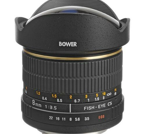 Samyang 8mm f/3.5 available for $209