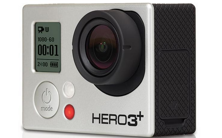 GoPro Hero 3+ Announced