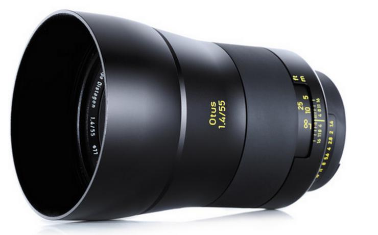 Zeiss 55mm f/1.4 Otus  - The definitive 50mm DSLR lens?