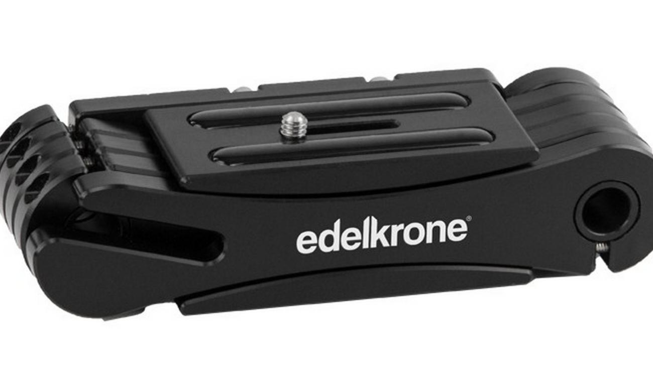 Edelkrone Free worldwide Shipping, plus new PocketShot