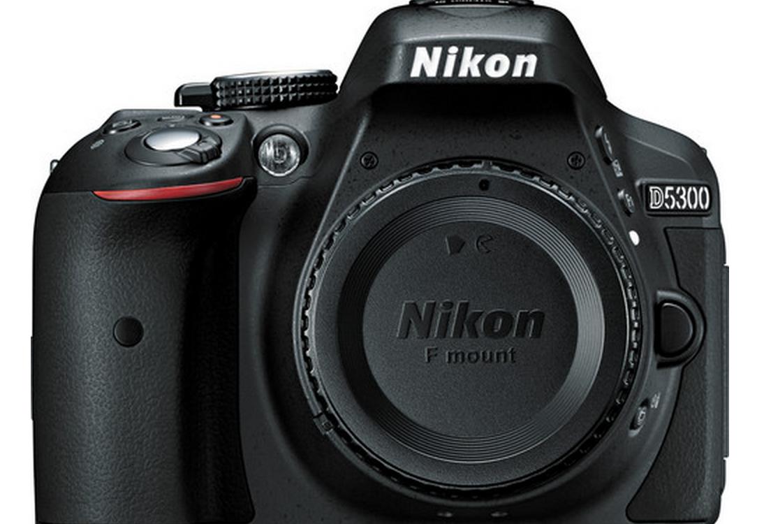 Nikon D5300 - Consumer level DSLR with 50/60p