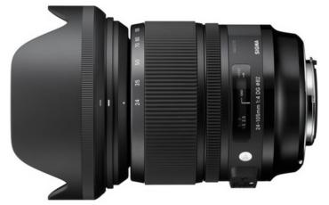 Sigma 24-105mm f/4 OS announced