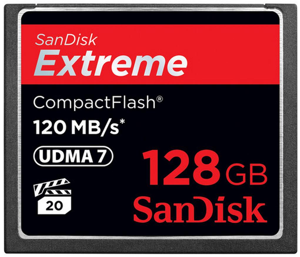 SanDisk 120MB/s