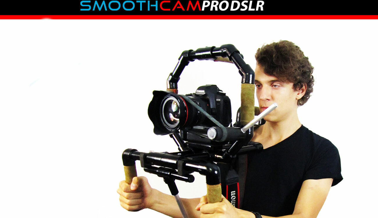 Halloween Special: SmoothCam PRO DSLR Rig from Transylvania
