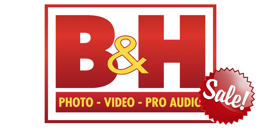UPDATED: B&H Black Friday & Holiday Deals