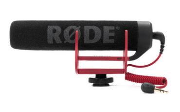 Rode VideoMic GO - On-camera battery-less mic