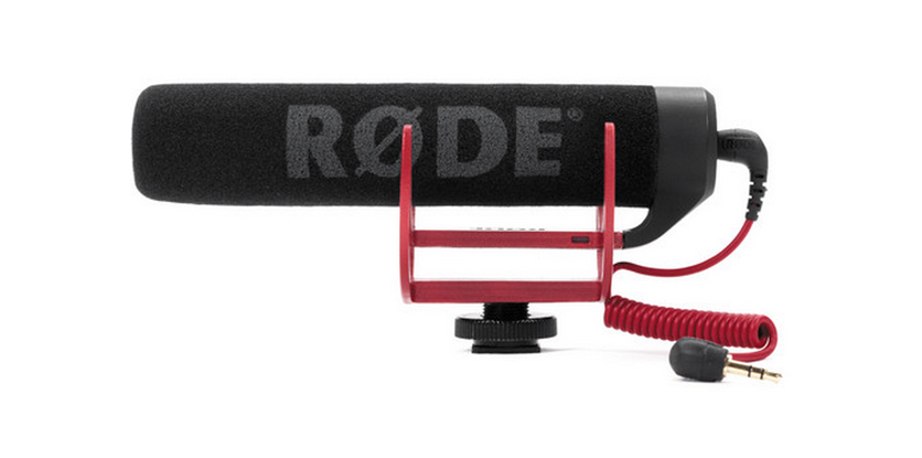 Rode VideoMic GO - On-camera battery-less mic