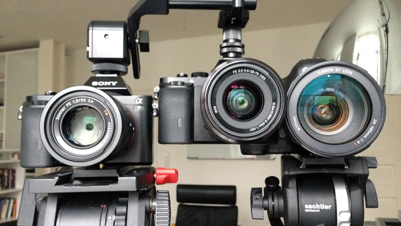 Resolution Aliasing Comparison Sony A7 Vs A7r Canon 5d Alpha 7 Mark Ii Fe 58 70mm Iii Cinema5d