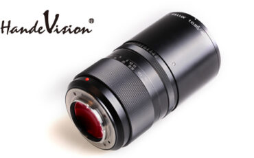 HandeVision IBELUX 40mm f/0.85 announced, world's fastest lens for mirrorless systems