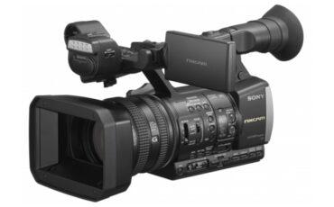 Sony bolsters their small-sensor line - HXR-NX3