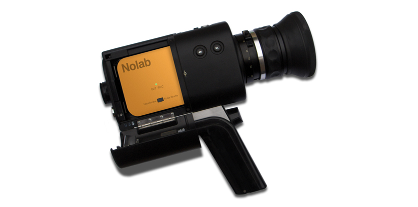 Analogue meets Digital - The Nolab Digital Super 8 Cartridge