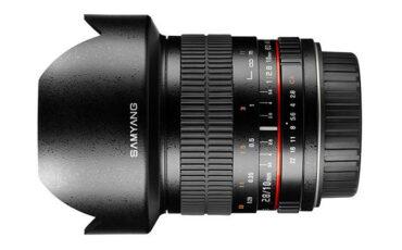 Samyang Release APS-C Ultra Wide Lens - 10mm f/2.8