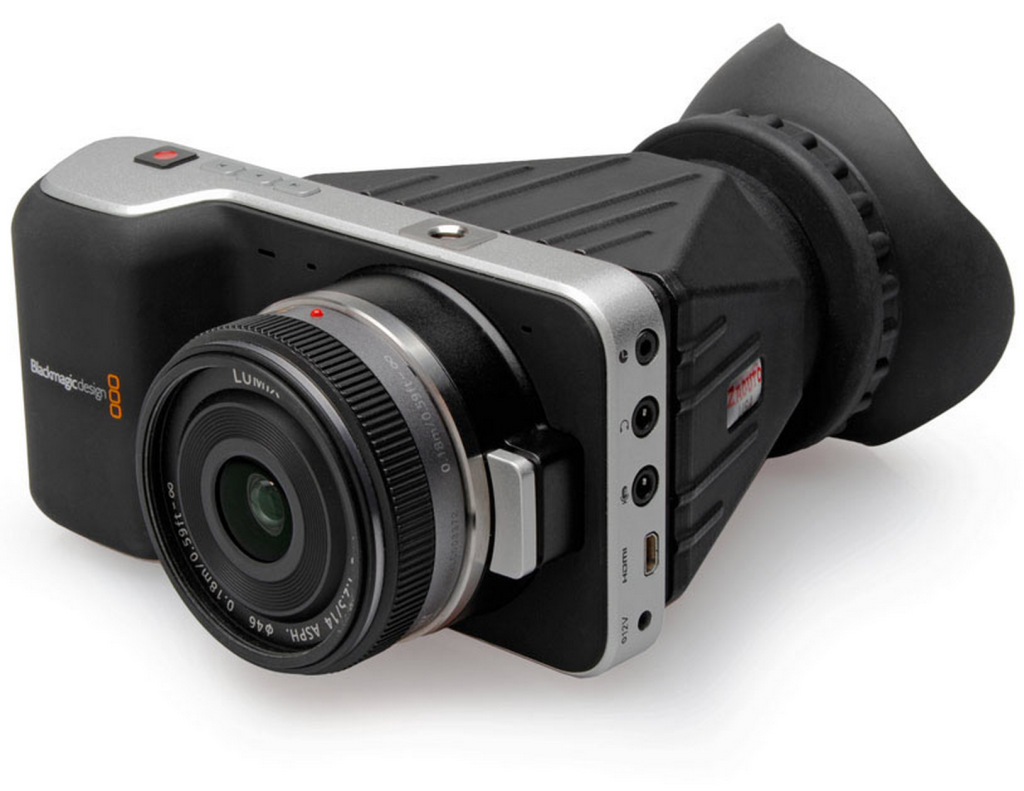 Blackmagic Pocket Cinema Z-Finder